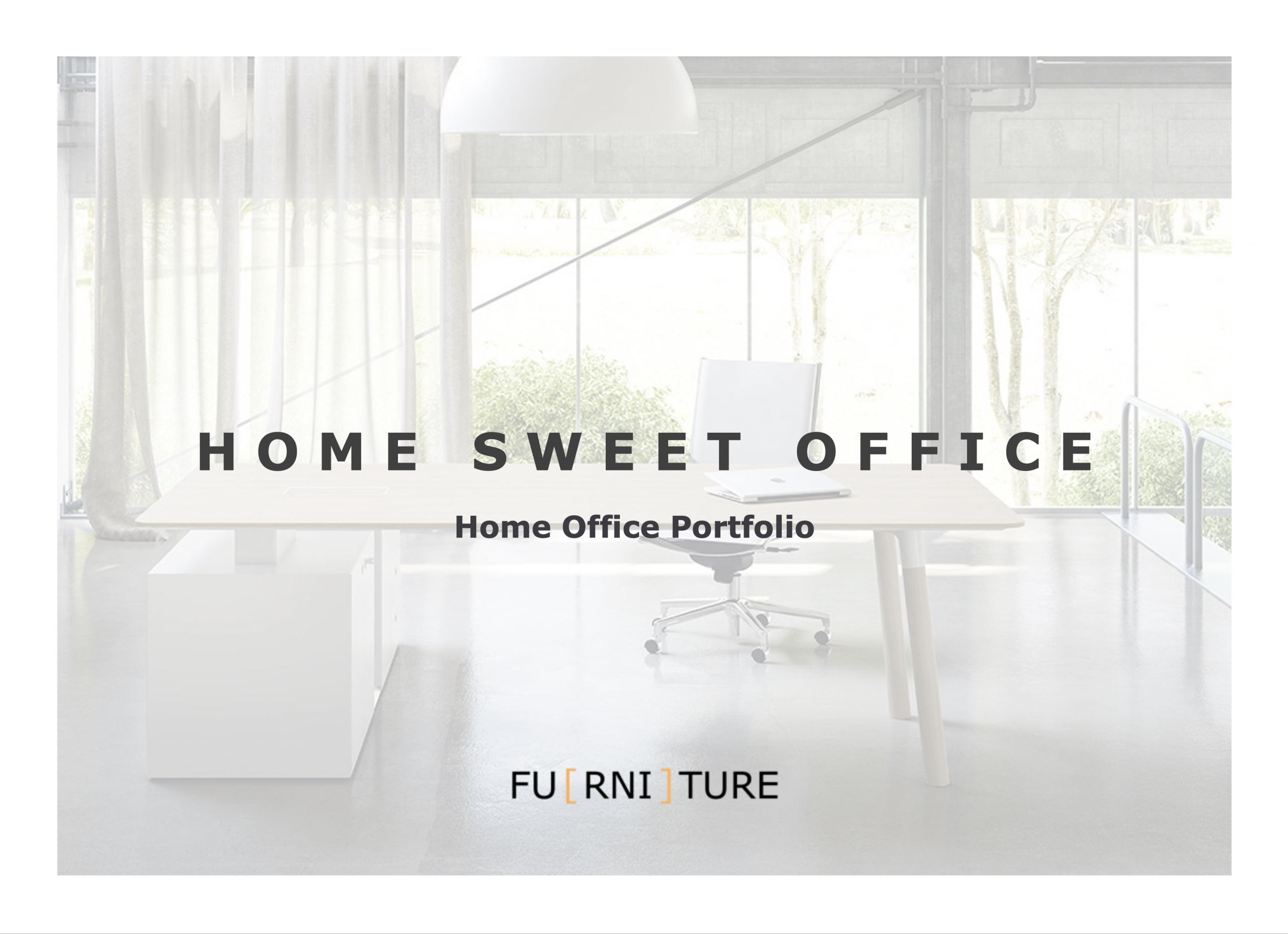 Furniture Future for the Home Office